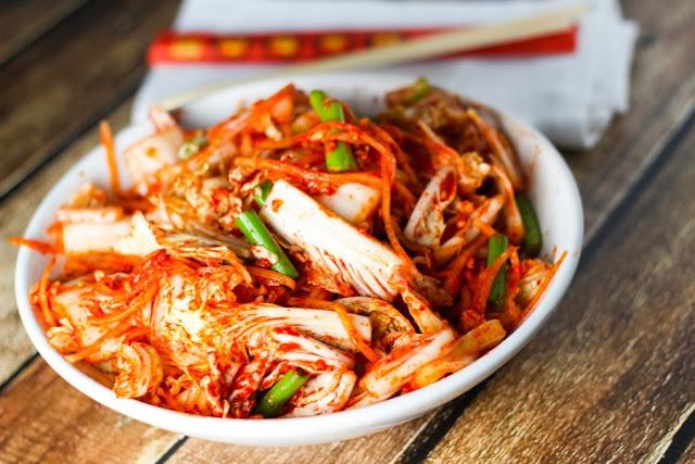Cara Membuat Kimchi Sawi Putih Khas Korea