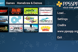 Cara Setting PPSSPP Android terbaik