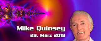 Mike Quinsey – 29. März 2019