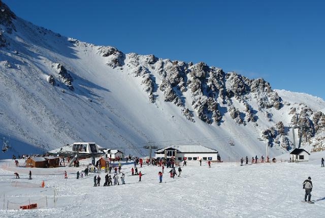 Onde é a estação de esqui La Hoya