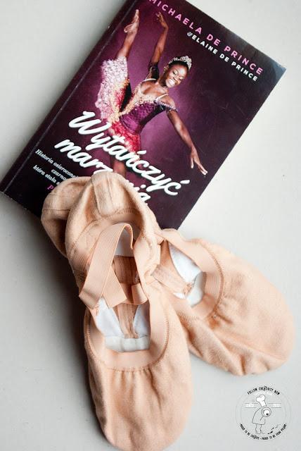 balet, michaela de prince, first position, książka