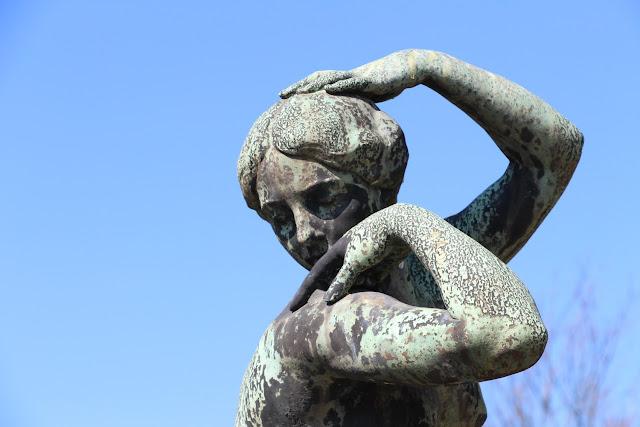 Escultura de Eva