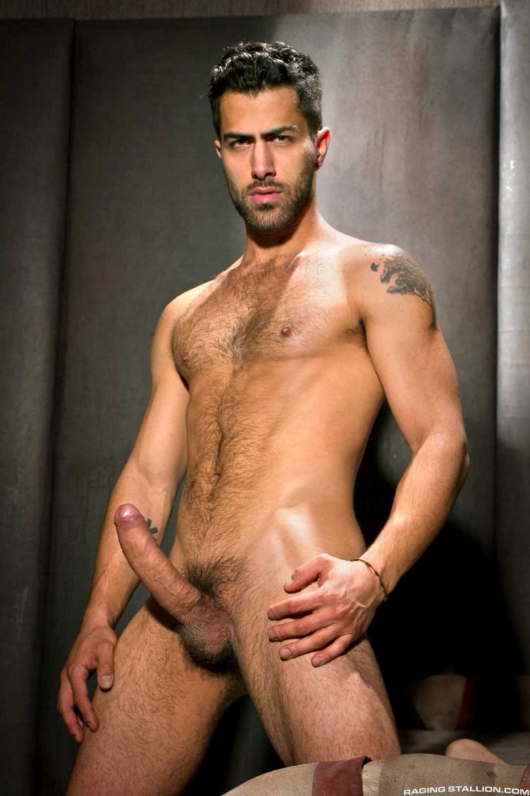Mr Man Nude