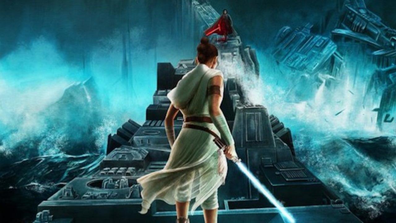 Star Wars: A Asensão Skywalker está deixando os cinemas devido ao baixo desempenho