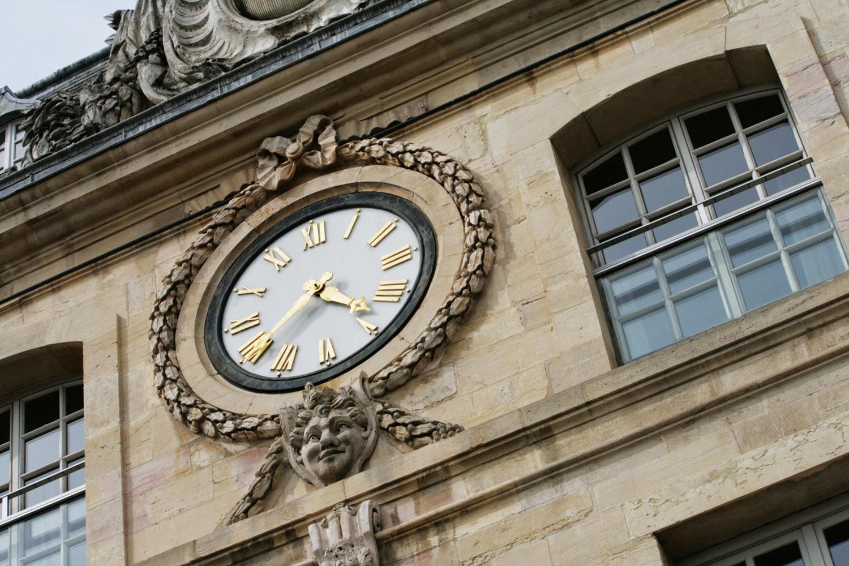 Cadran Palais des Ducs