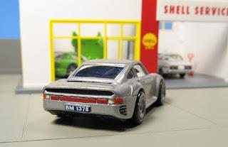 Matchbox World Class Porsche 959