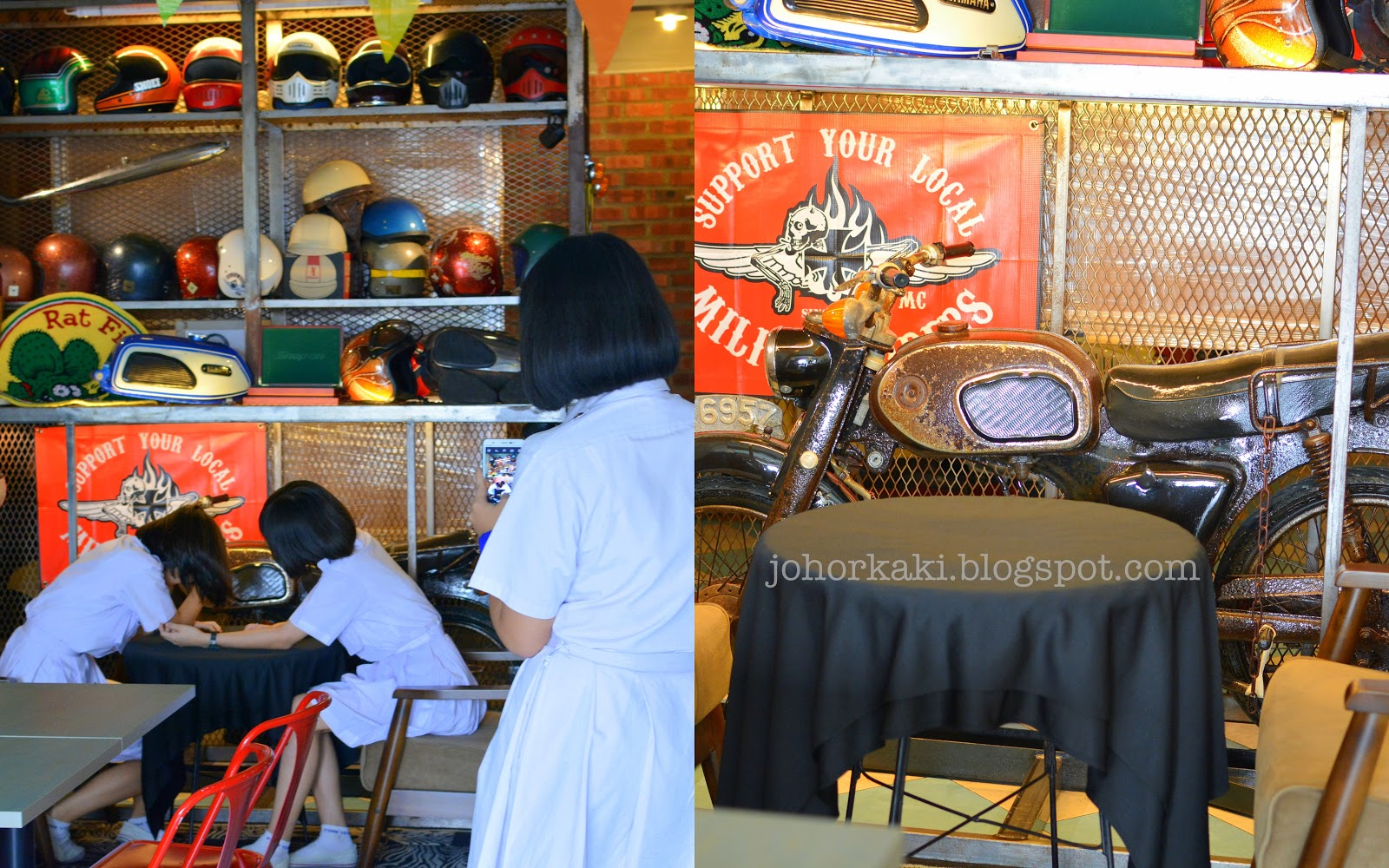 Racer Cafe Pelangi