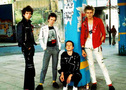 The Clash - Protex Blue