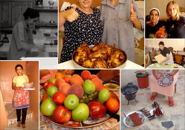 Być Marokańską Panią Domu przed świętami