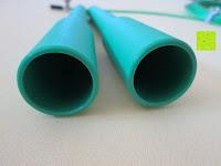 Griffe: Speed-Rope »Rapido« / High-Speed Springseil / 360° Kugelgelenk mit verstellbarem Drahtseil / in vielen Farben erhältlich