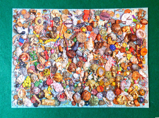 500-piece jigsaw puzzles, intricate pattern puzzles, best jigsaw puzzles