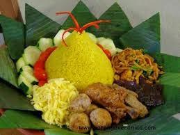 Resep Nasi Kuning Tumpeng Gurih Spesial Makalah Terbaru
