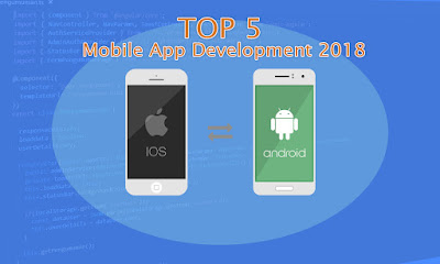 Rahmat Siswanto - Top 5 mobile app development 2018