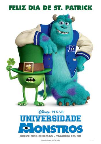 Universidade Monstros Torrent – BluRay 1080p Dublado