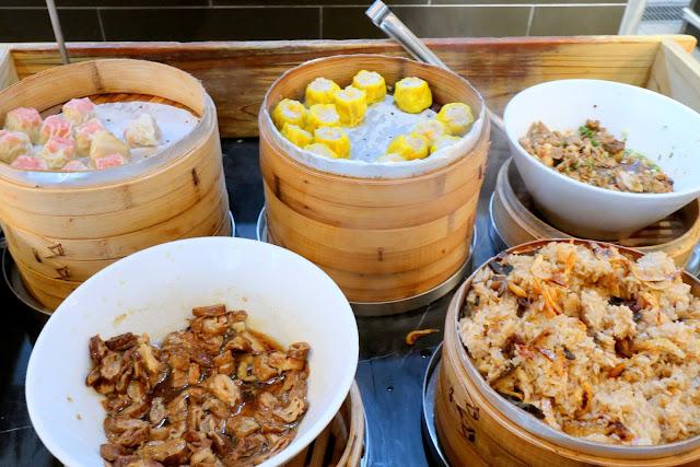 台北美食 漢來海港自助餐吃到飽  敦化店