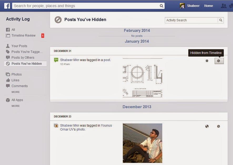 How to See Hidden Photos of your Facebook Profile - TechCybo