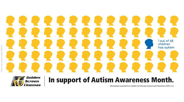 gsc autism month redha
