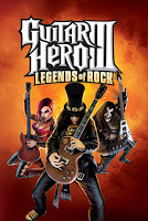 Guitar Hero III Legends of Rock RIP