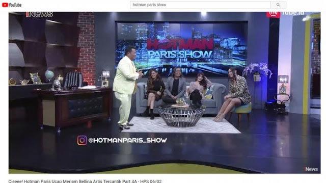 Hotman Paris Sebut Pimpinan Parpol di Prostitusi Kelas Atas: Dia Sangat Religius, Mainnya di Hongkong