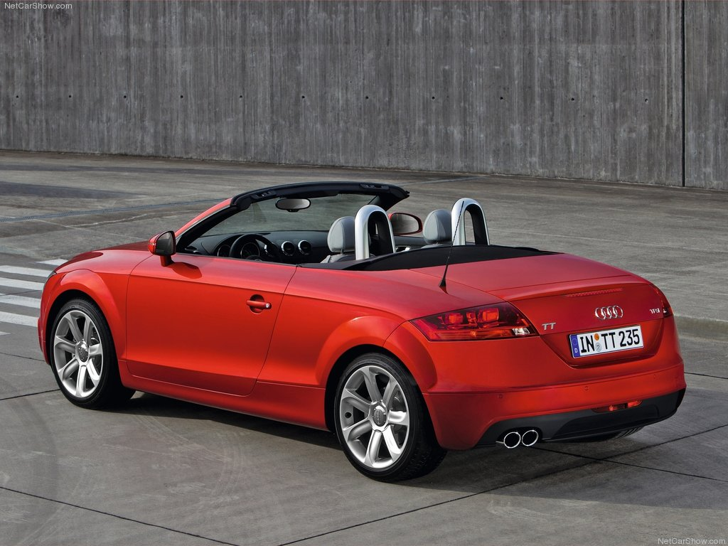 Car-Models-com: 2011 Audi TT Roadster