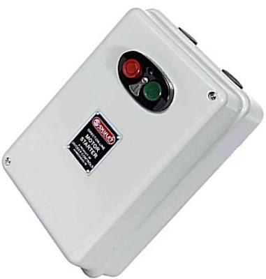AC Motor Starter, types of motor starter