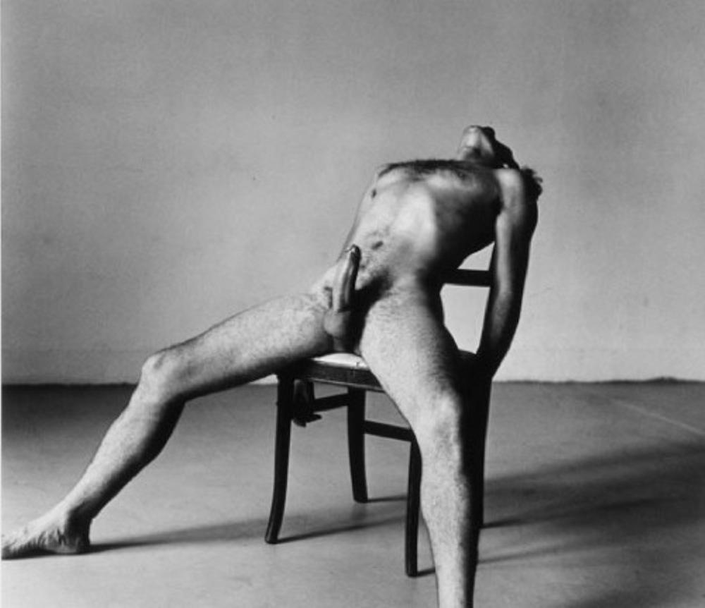 Arte ou Pornografia - Homens nus - obviousmagorg