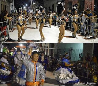 Desfile de Llamadas 2017 Montevideo Uruguay Ciudad Vieja