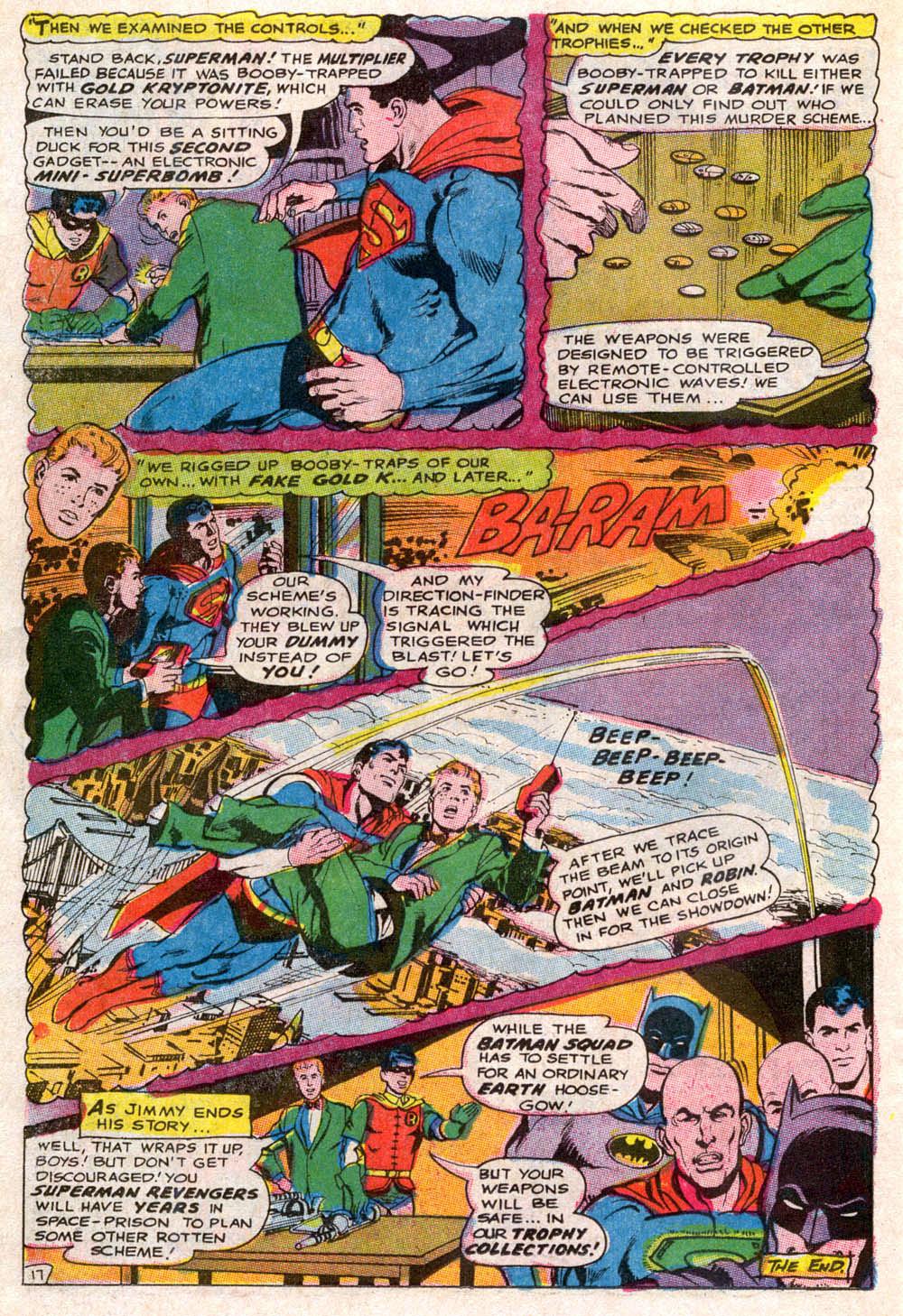 Read online World's Finest Comics comic -  Issue #175 - 22