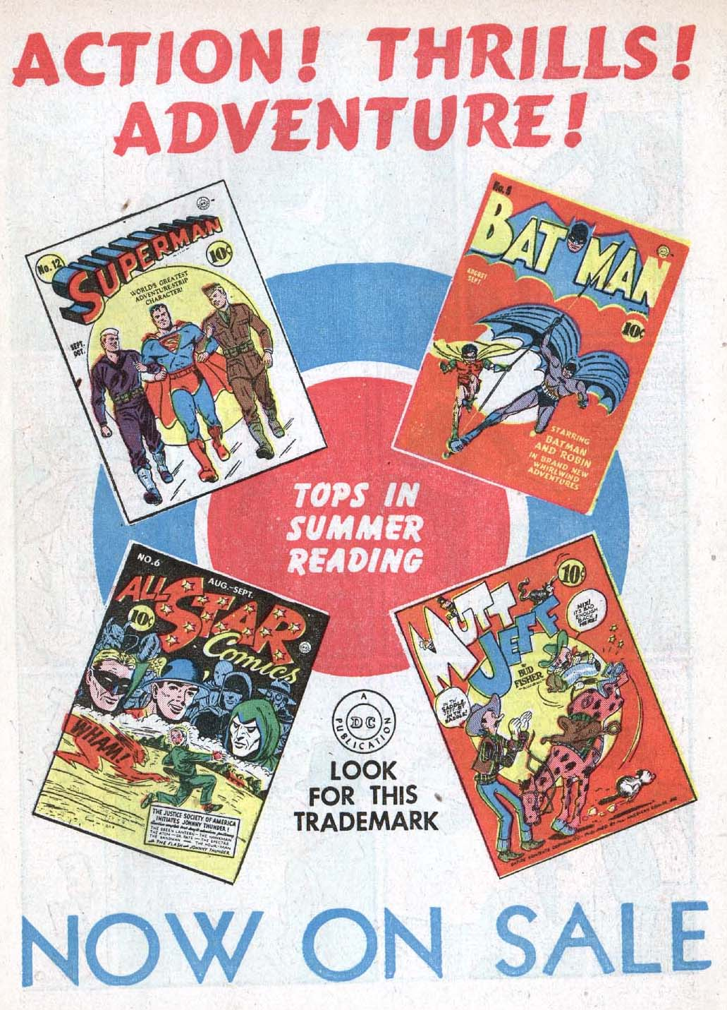 Read online Action Comics (1938) comic -  Issue #40 - 66