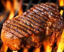 TANGY GRILLED SIRLOIN