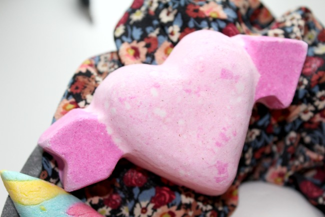 LUSH Valentines Range Picks. Nourish ME: www.nourishmeblog.co.uk