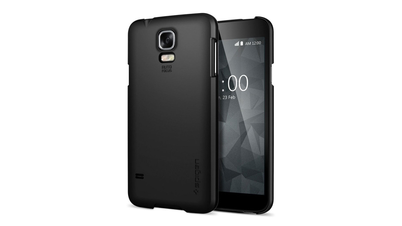 the latest daa0b 11f07 Spigen's cases for Samsung Galaxy S5 shows up in Amazon ~ THE PHONES ...