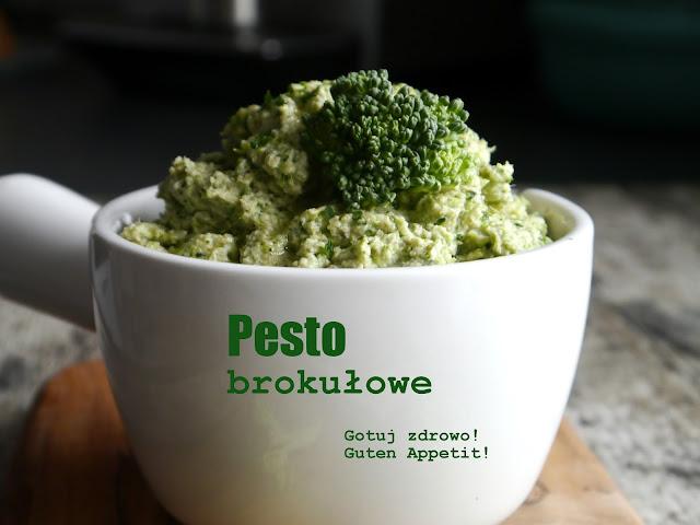 Pesto z surowego brokuła - Czytaj więcej »