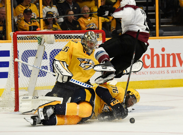 The Morning After: Will the Avalanche ever beat the Predators?