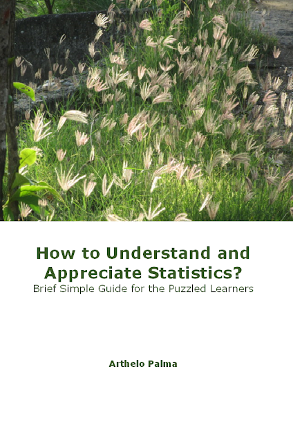 Brief simple guide for the puzzled or utterly confused learners in statistics