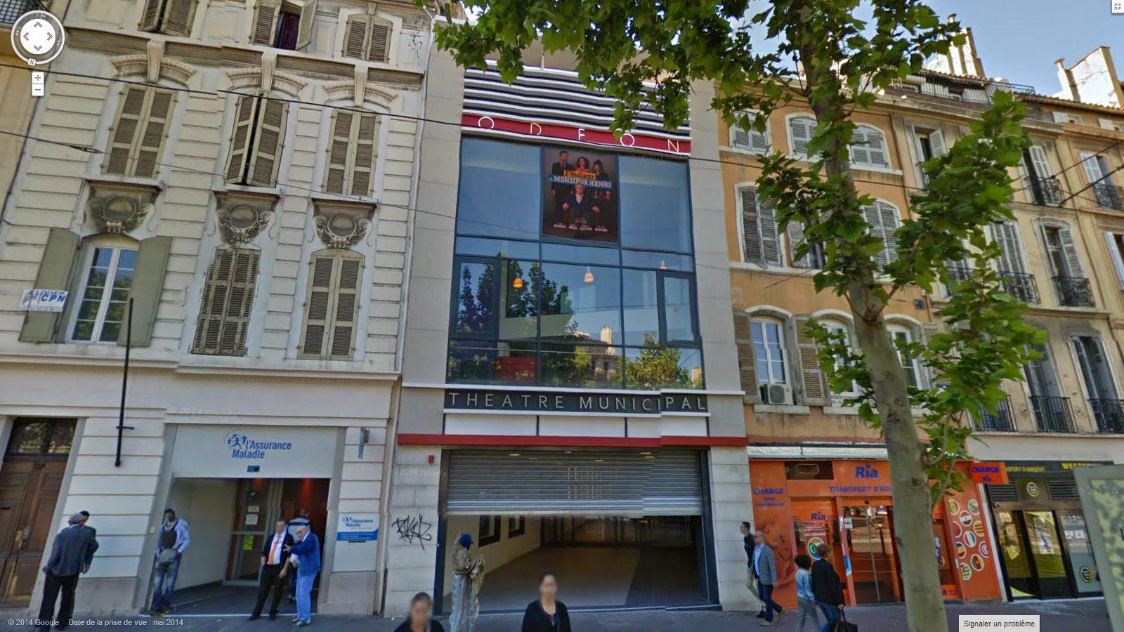 Théâtre K 7 Janvier S