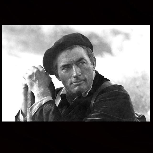 Imagen de 'Y llegó el día de la venganza (1964)' - Gregory Peck como Manuel Artíguez, guerrillero español