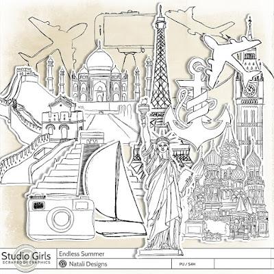 http://shop.scrapbookgraphics.com/Endless-Summer-Doodles.html