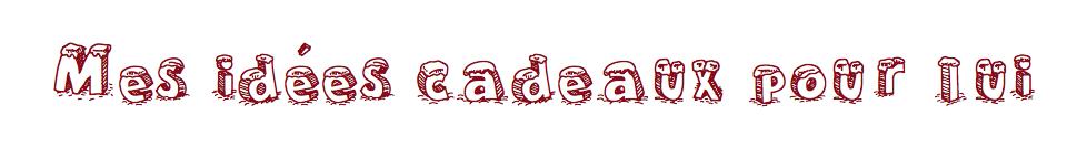mes idées cadeaux noel 2016 calligraphie cartoons