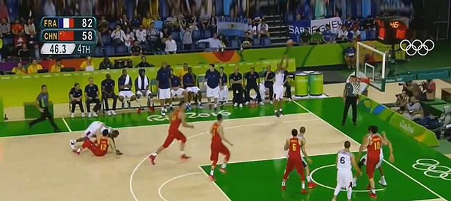 Tony Parker & Nando De Colo's Game Highlights vs. China (VIDEO) Rio Olympics 2016