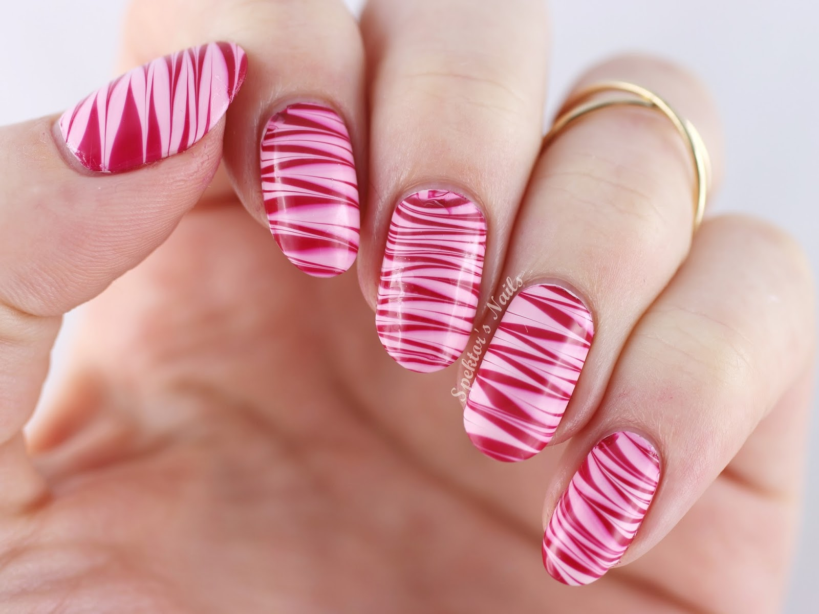 cane on nail
