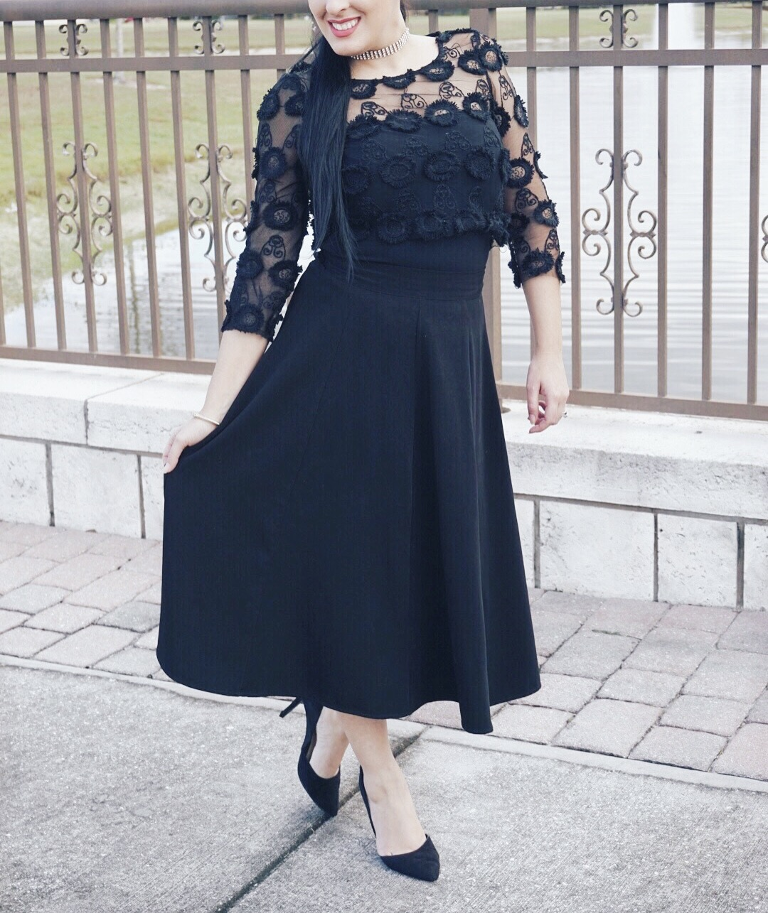 Embroidery-Details-All-Black-Everything-OOTD-Vivi-Brizuela-PinkOrchidMakeup