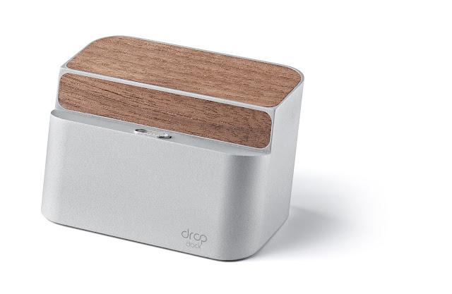 Das universelle magnetische Smartphone Dock von Drop Dock | Sexy Kickstarter Projekt fürs Handy