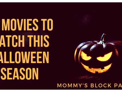31 Movies to Watch This Halloween Season