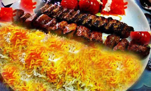 Mazedaar Recipes How To Make Iranian Chelo Kebab With Rice