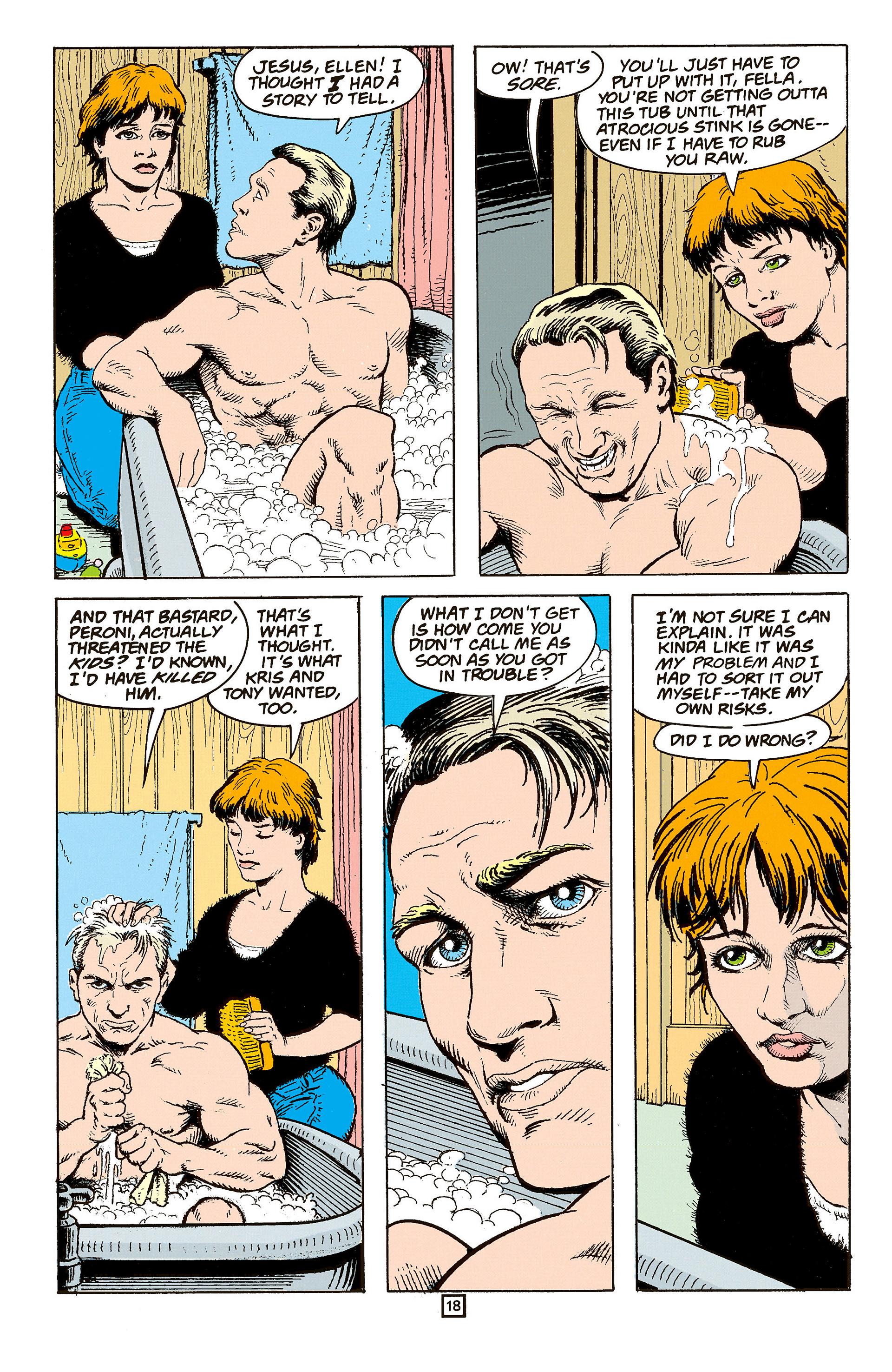Read online Animal Man (1988) comic -  Issue #60 - 19