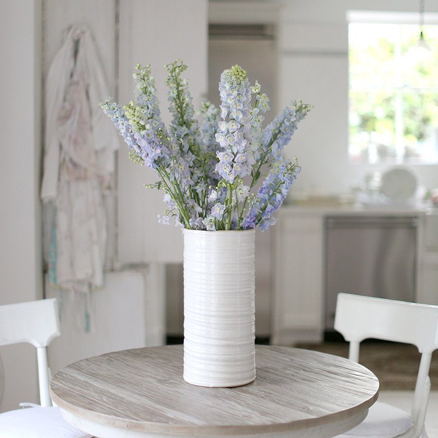 14 Fresh Flowers 14 Inspiring Shabby Chic