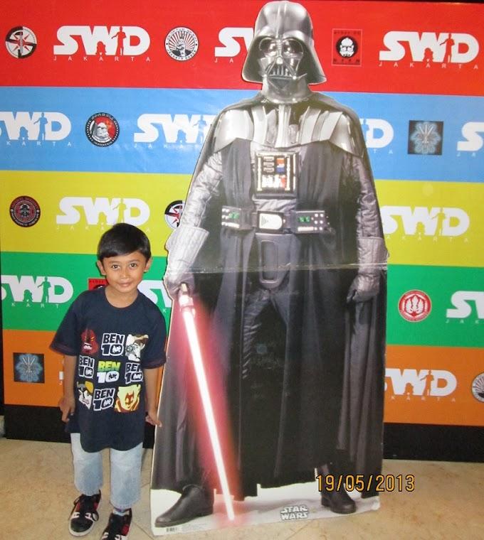 Pameran Star Wars