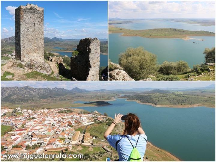 Cerro-pueblo-Alange
