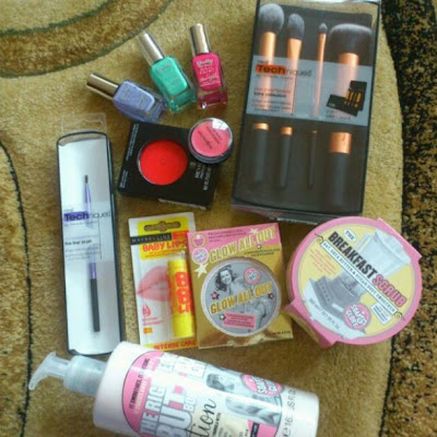 Karen: Drugstore Beauty Haul